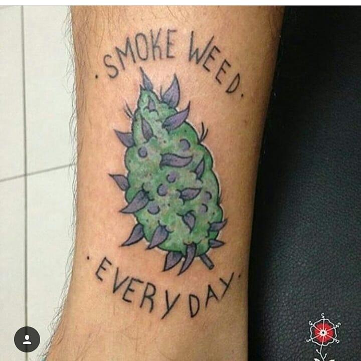 Weed Tattoo (88)