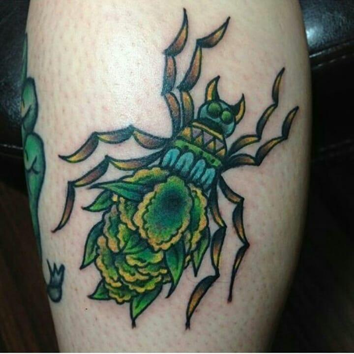 Weed Tattoo (89)