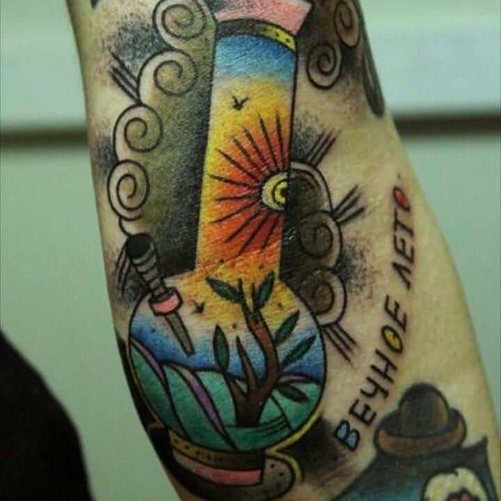 Weed Tattoo (90)