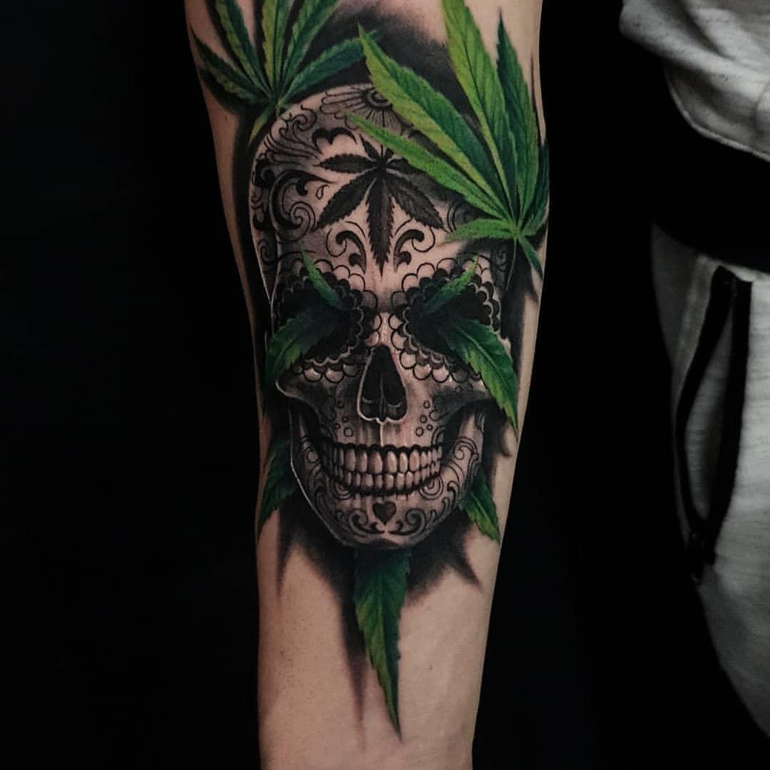 Weed Tattoo (92)