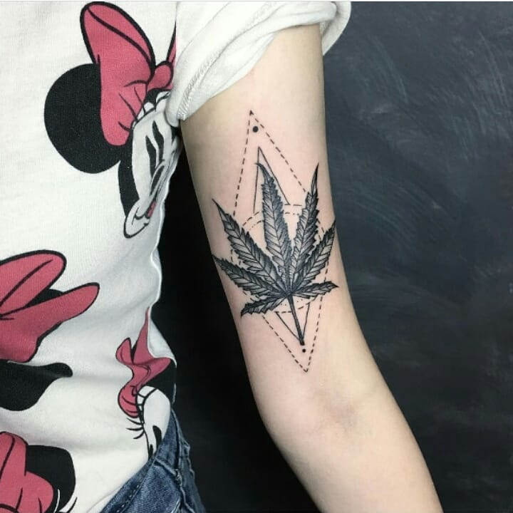 Weed Tattoo (96)